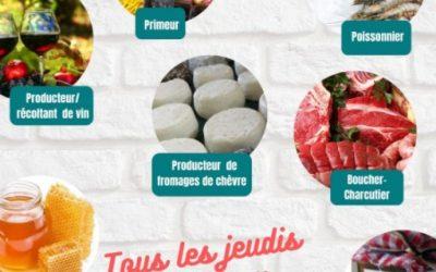 Nouveau, marché à Pruniers-en-Sologne