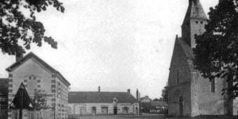 Ancienne place de l'Église